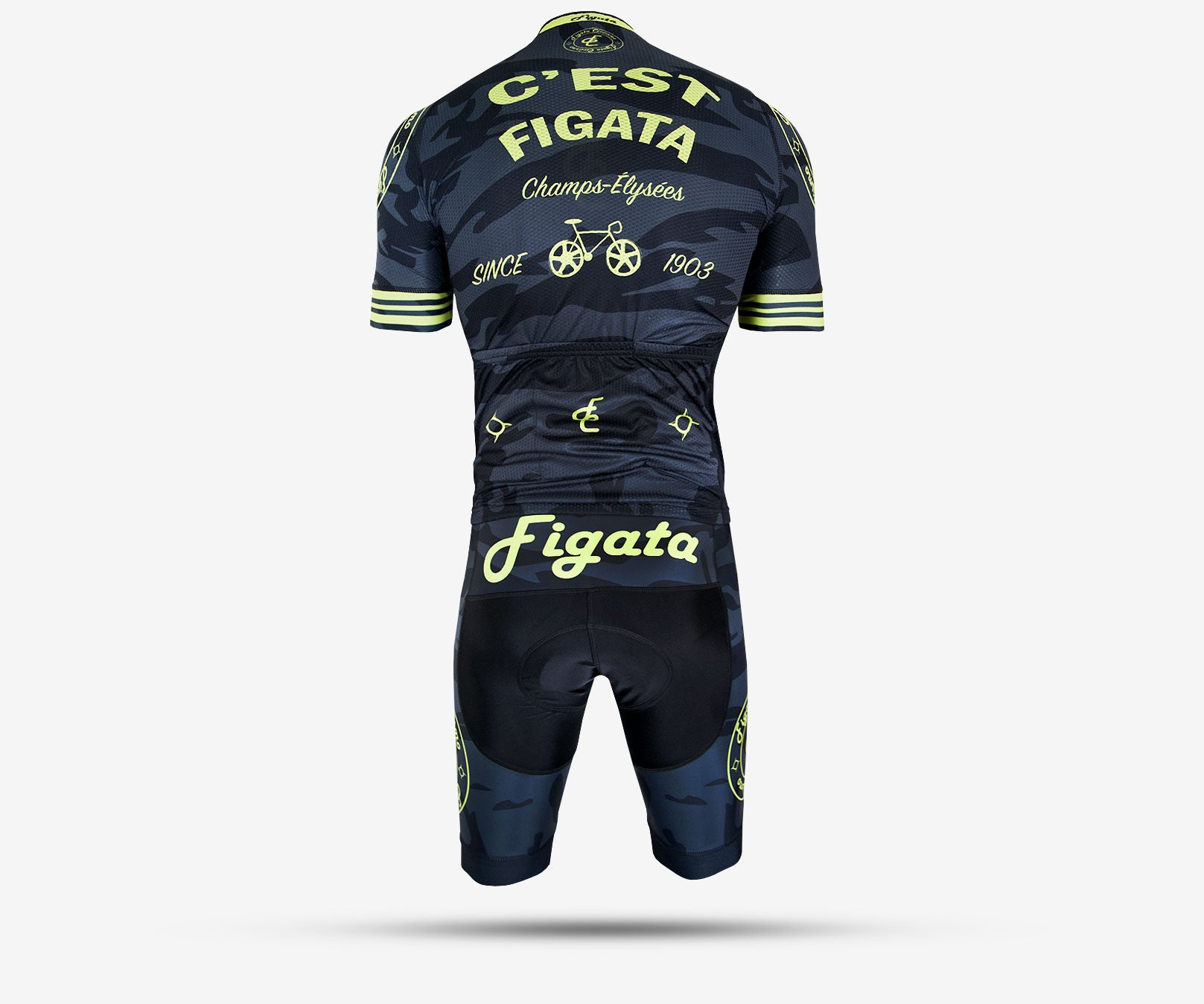 Figata Ciclismo Le Tour Cycling Kit S.E.
