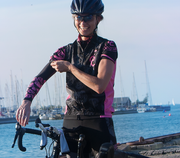 Figata Womens Cycling Sleeves