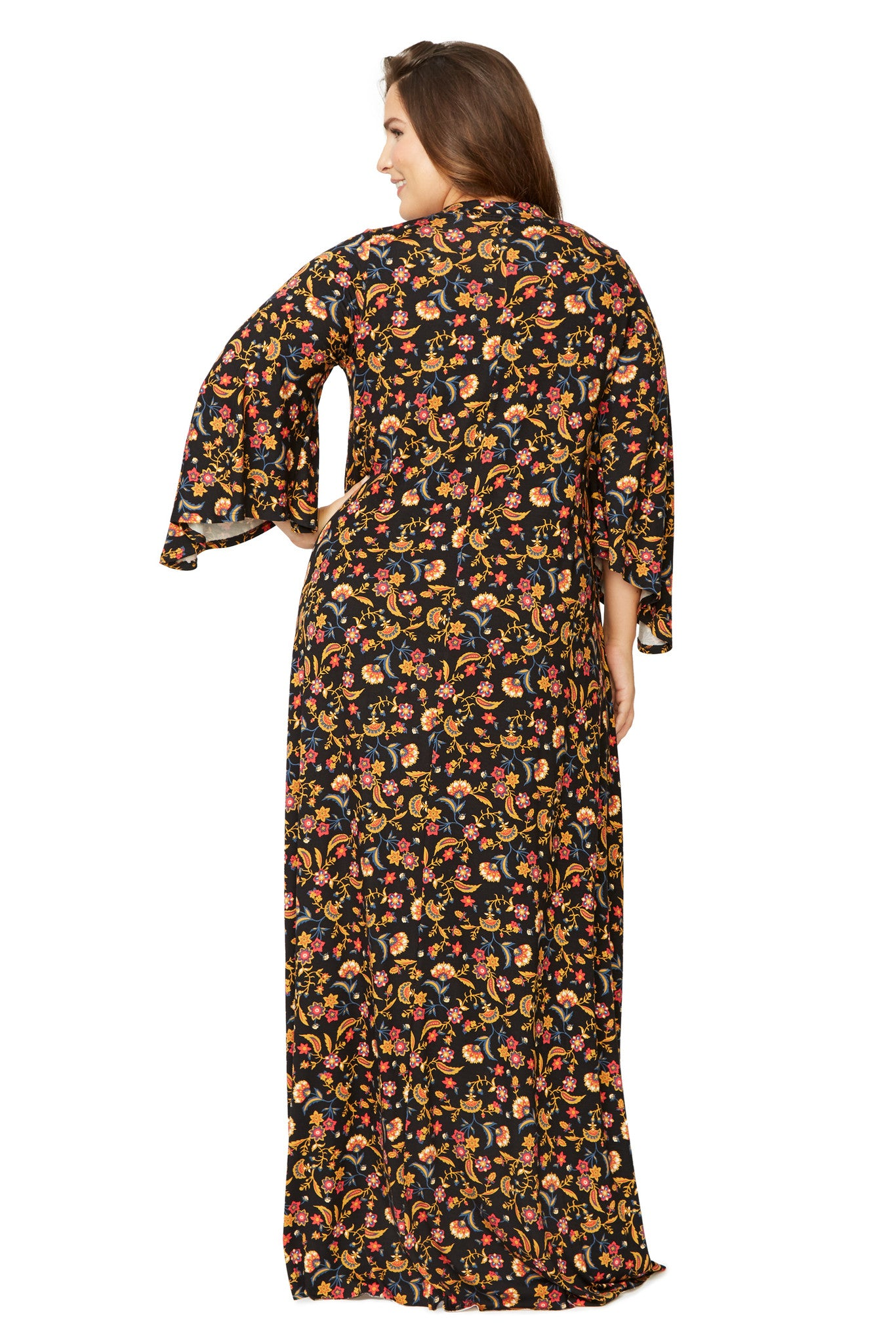 Rosaleen Dress Print - Folklore