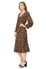 Domini Dress Print - Folklore