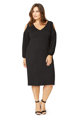 Britini Dress WL - Black