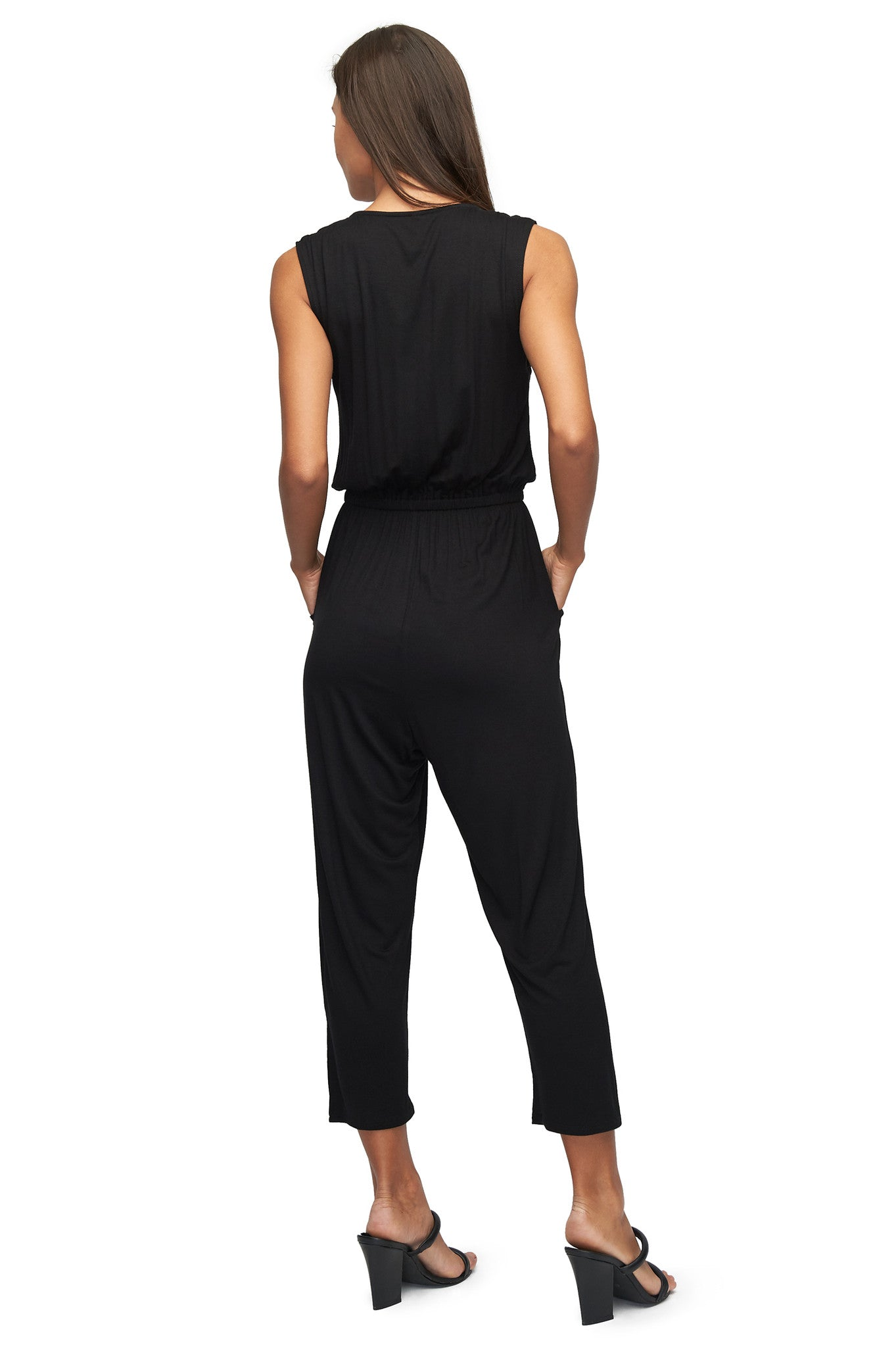 Denny Jumpsuit - Black