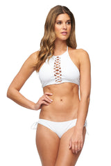 Babylon Top - White