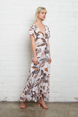 Crepe Joline Dress - Isla Print