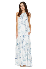 RENEE DRESS PRINT - ECLIPSE MARIPOSA