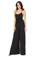 DRAKE JUMPSUIT - BLACK