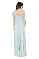 Cap Sleeve Isa Dress - Misty