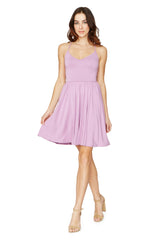 Hunter Dress - Lavender