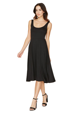 STASIA DRESS - BLACK