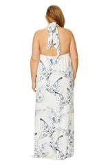 RENEE DRESS PRINT WL - ECLIPSE MARIPOSA