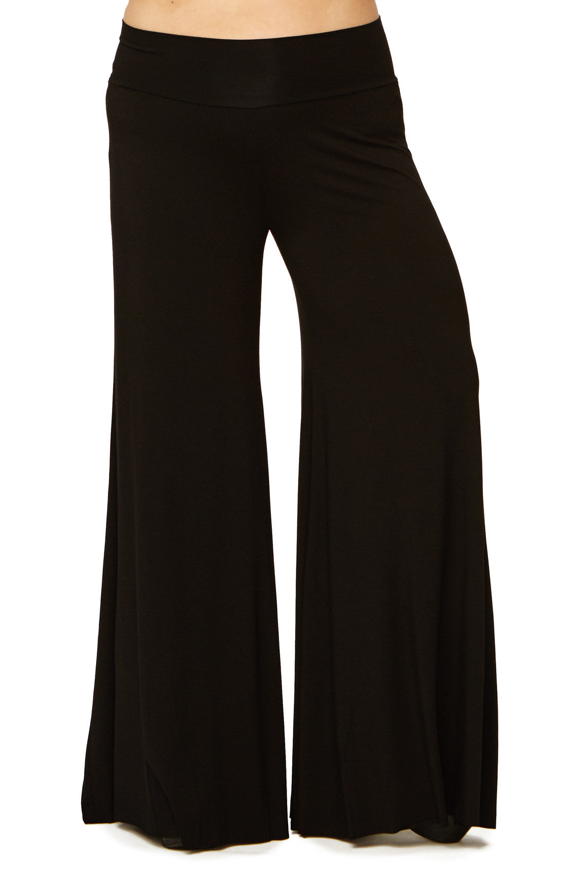 Jersey fabric Pleated Wide leg Elasticated waistband Our model wears a UK 8 and is cm/5'9'' tall.