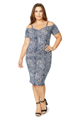 Milan Dress WL - Nightfall Kinetic