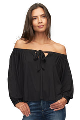 Marc Top - Black