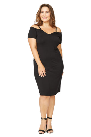 Milan Dress WL - Black