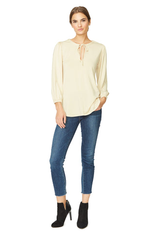 Mathilde Top - Cream