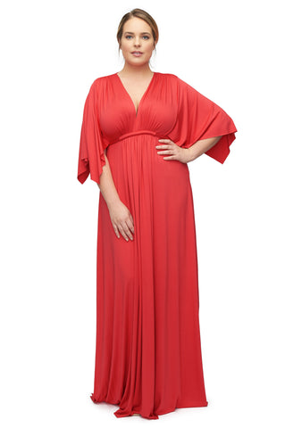 Long Caftan Dress WL - Foxy