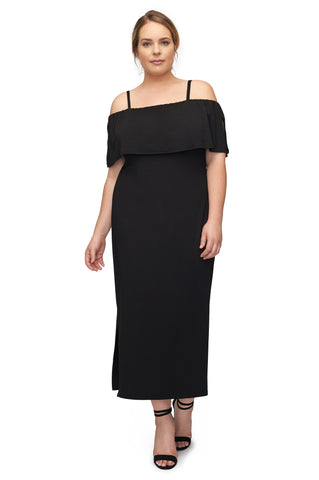 Pascal Dress WL - Black