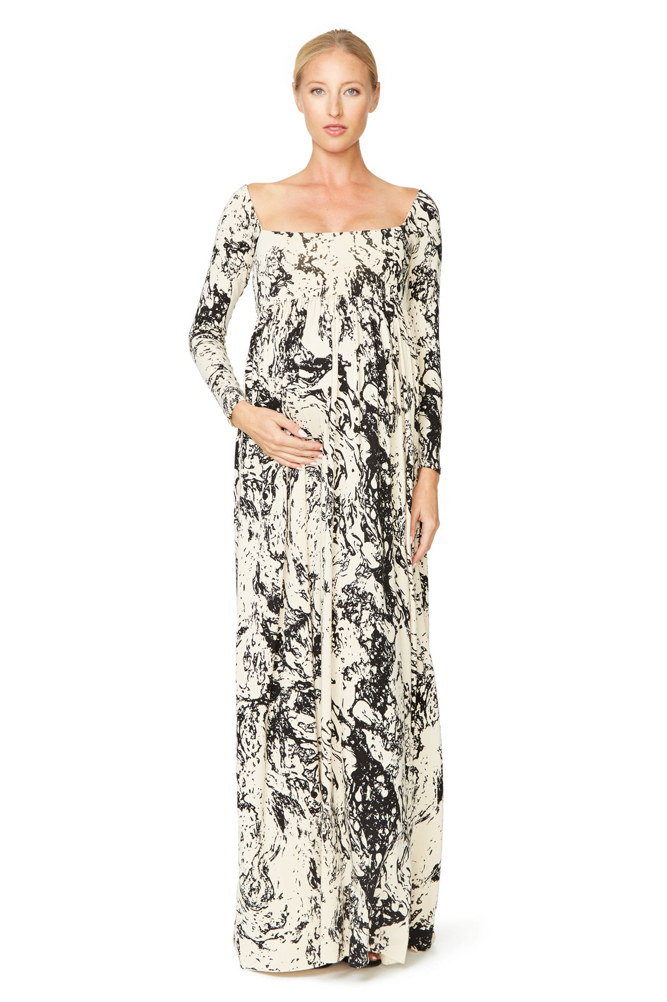 ISA DRESS Print - Space