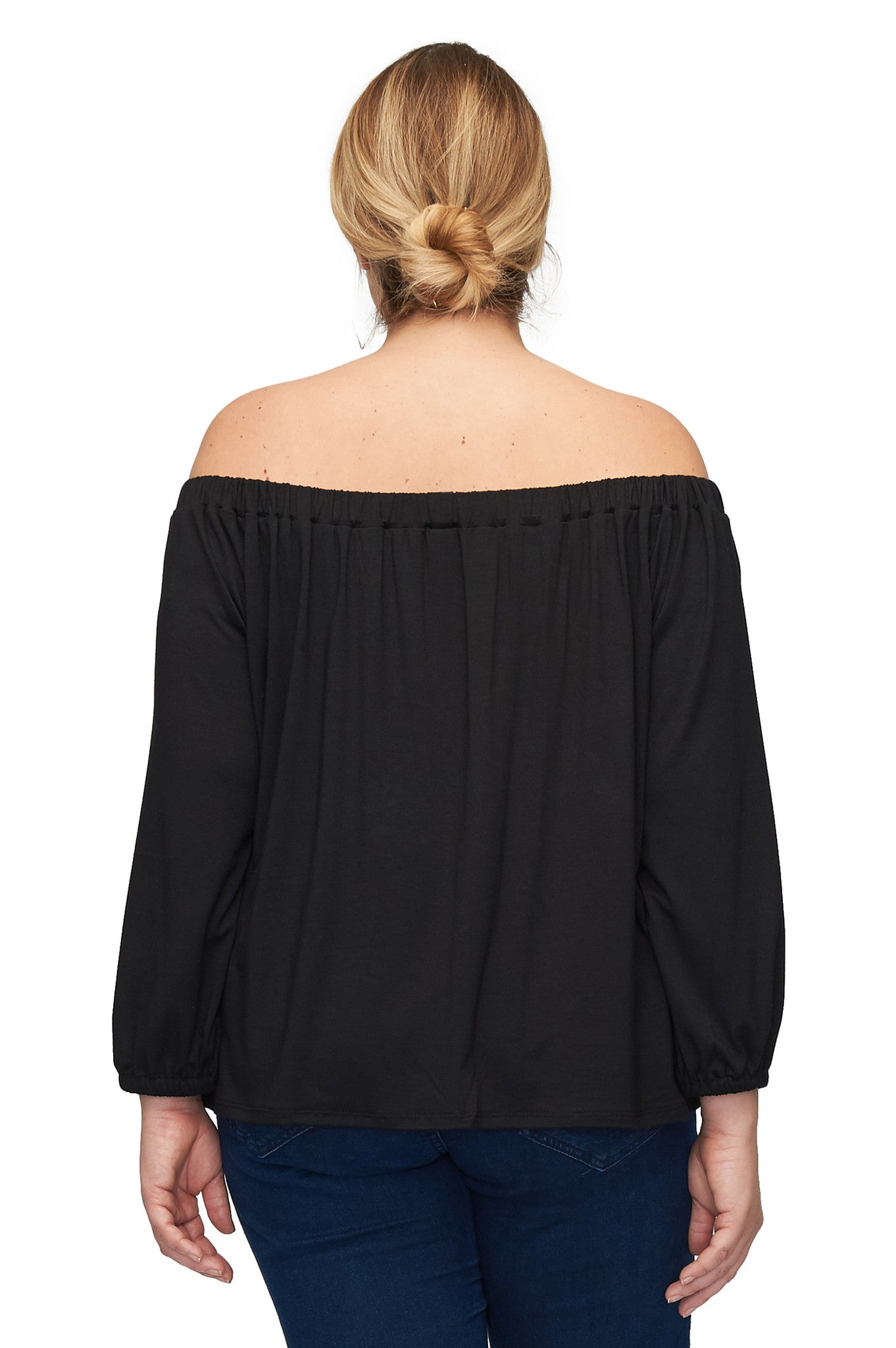 Marc Top WL - Black