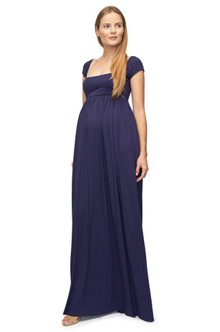 Cap Sleeve Isa Dress - Jupiter
