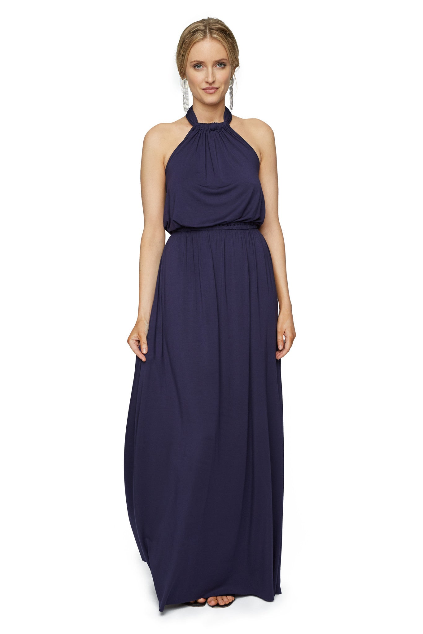 Aleksa Dress - Nightfall