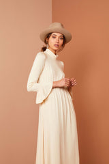 Amala Dress - Cream