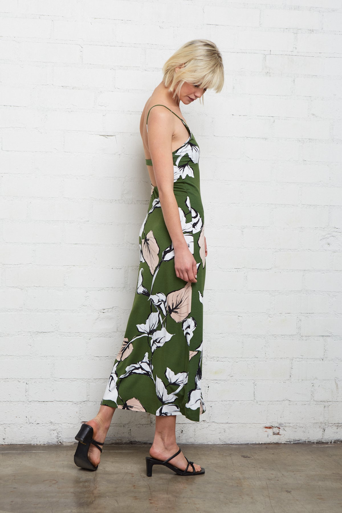 Amy Dress - Calla Print
