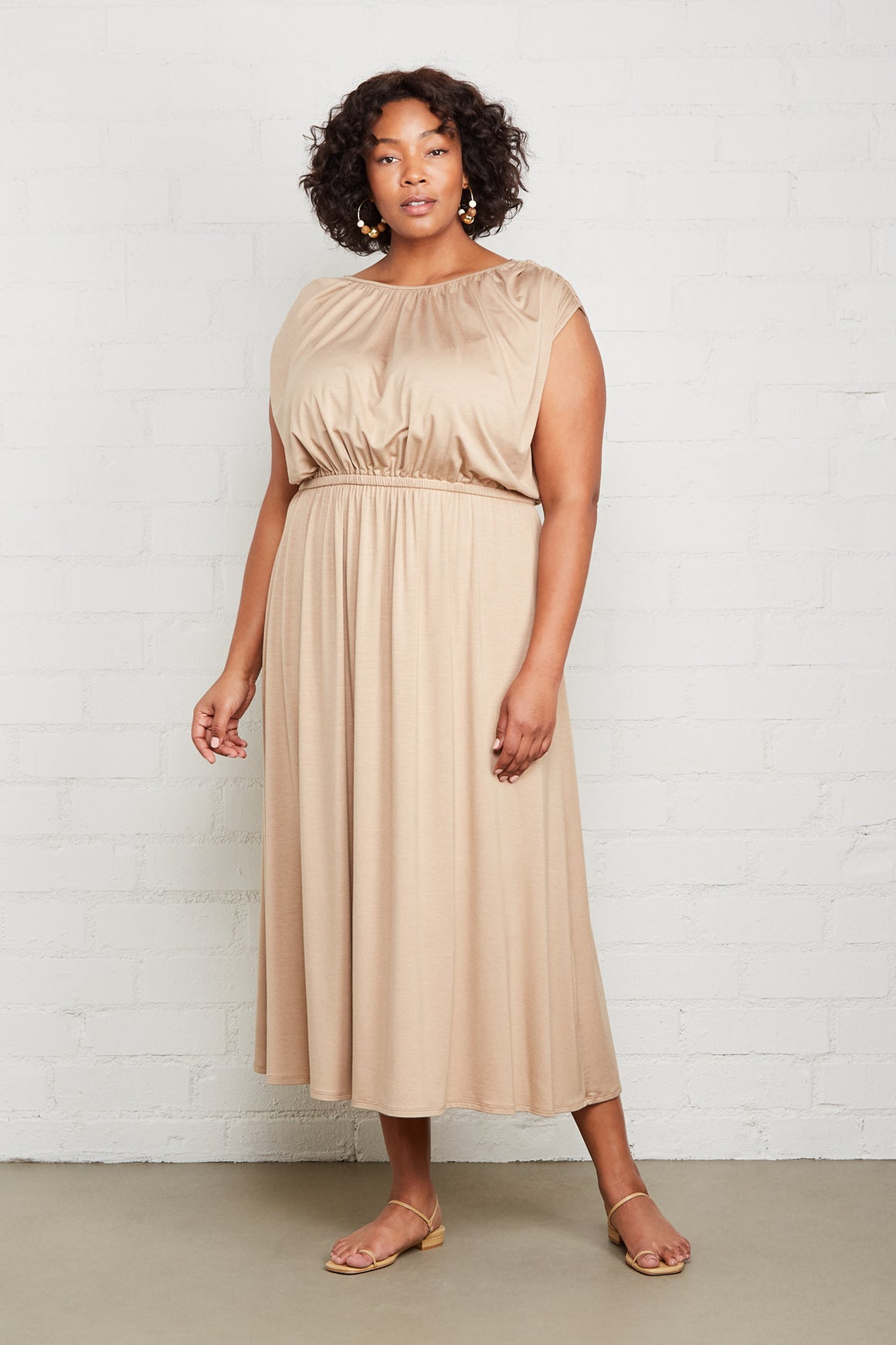 Barlow Dress - Plus Size