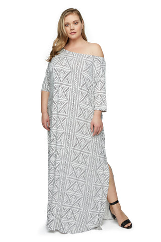 Bouvier Dress WL Print - Kinship