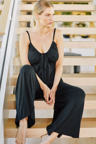 Brooks Jumpsuit - Black