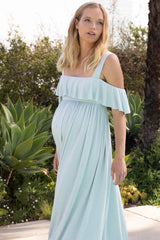 Renee Dress - Cloud, Maternity