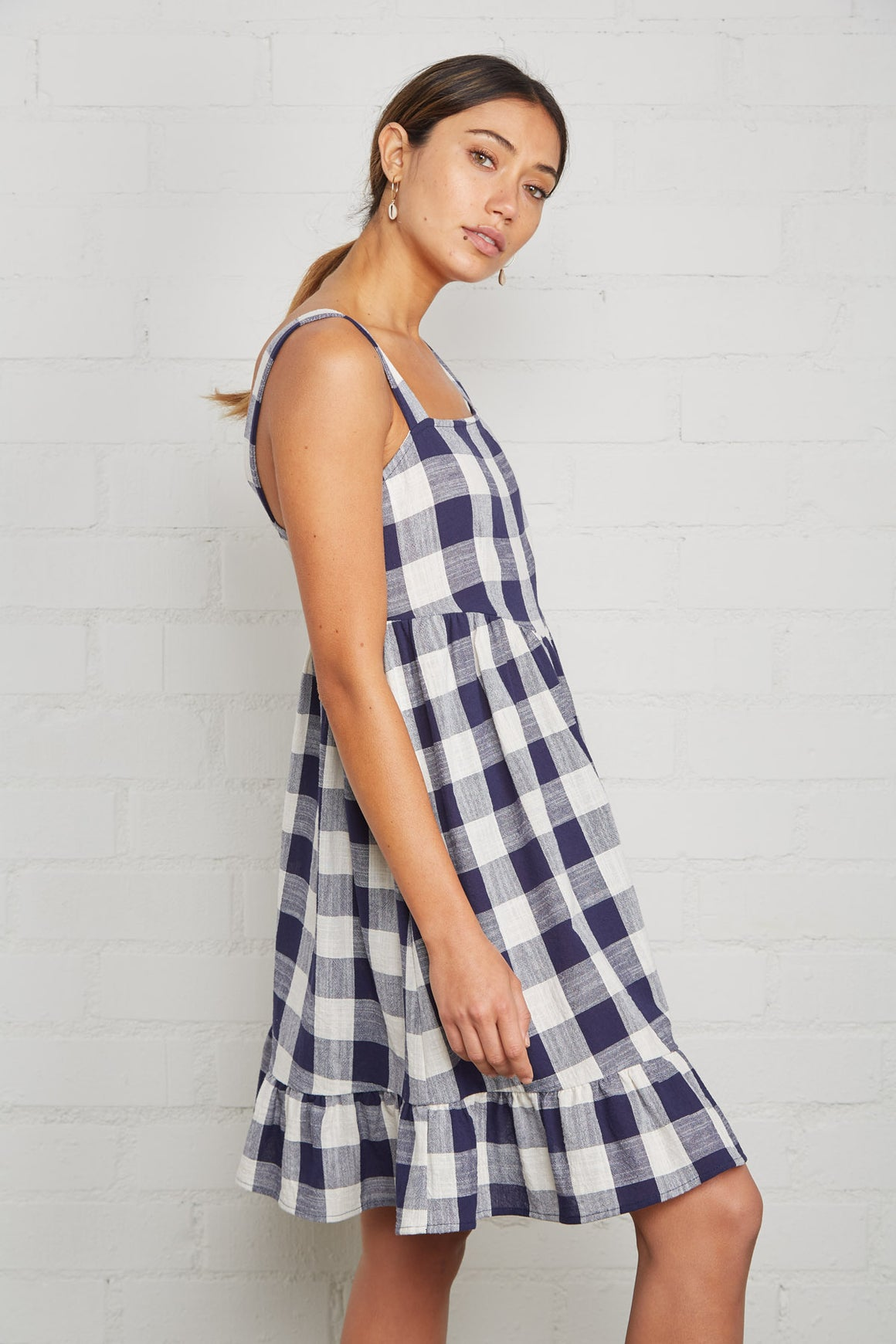 Picnic Plaid Patsy Dress