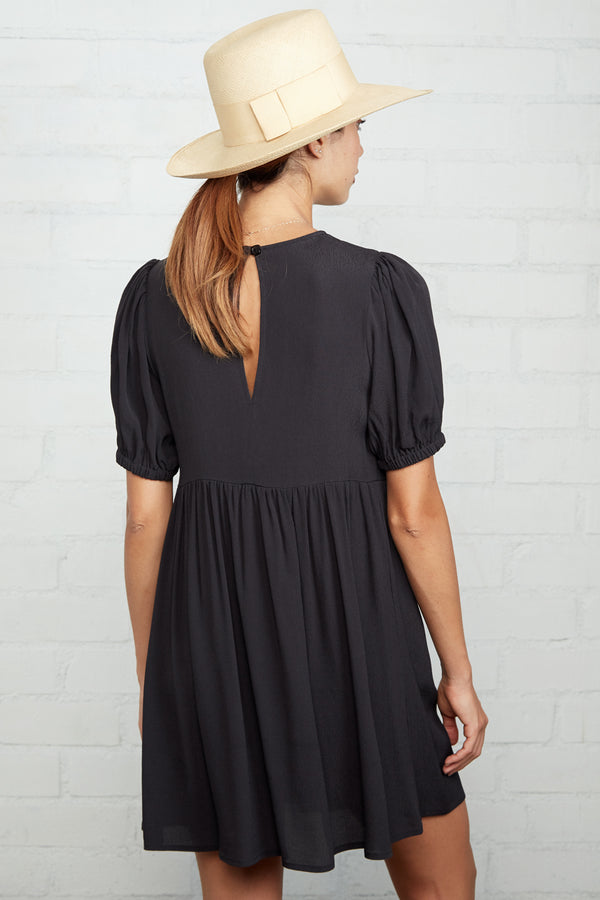 Crepe Carrington Dress