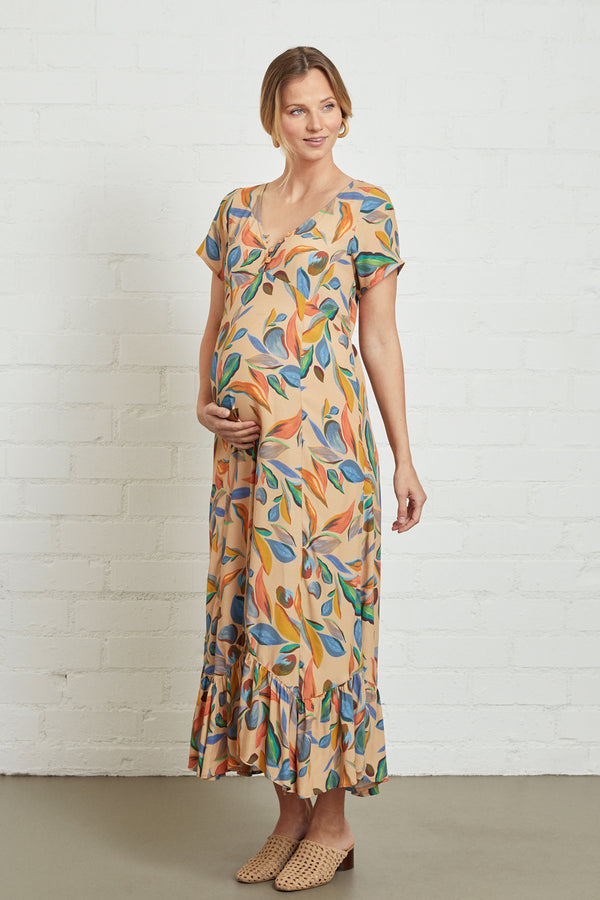 Crepe Joline Dress - Maternity