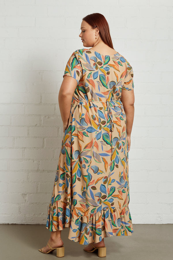 Crepe Joline Dress - Plus Size