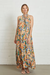 Crepe Lotus Dress - Tuscany, Maternity