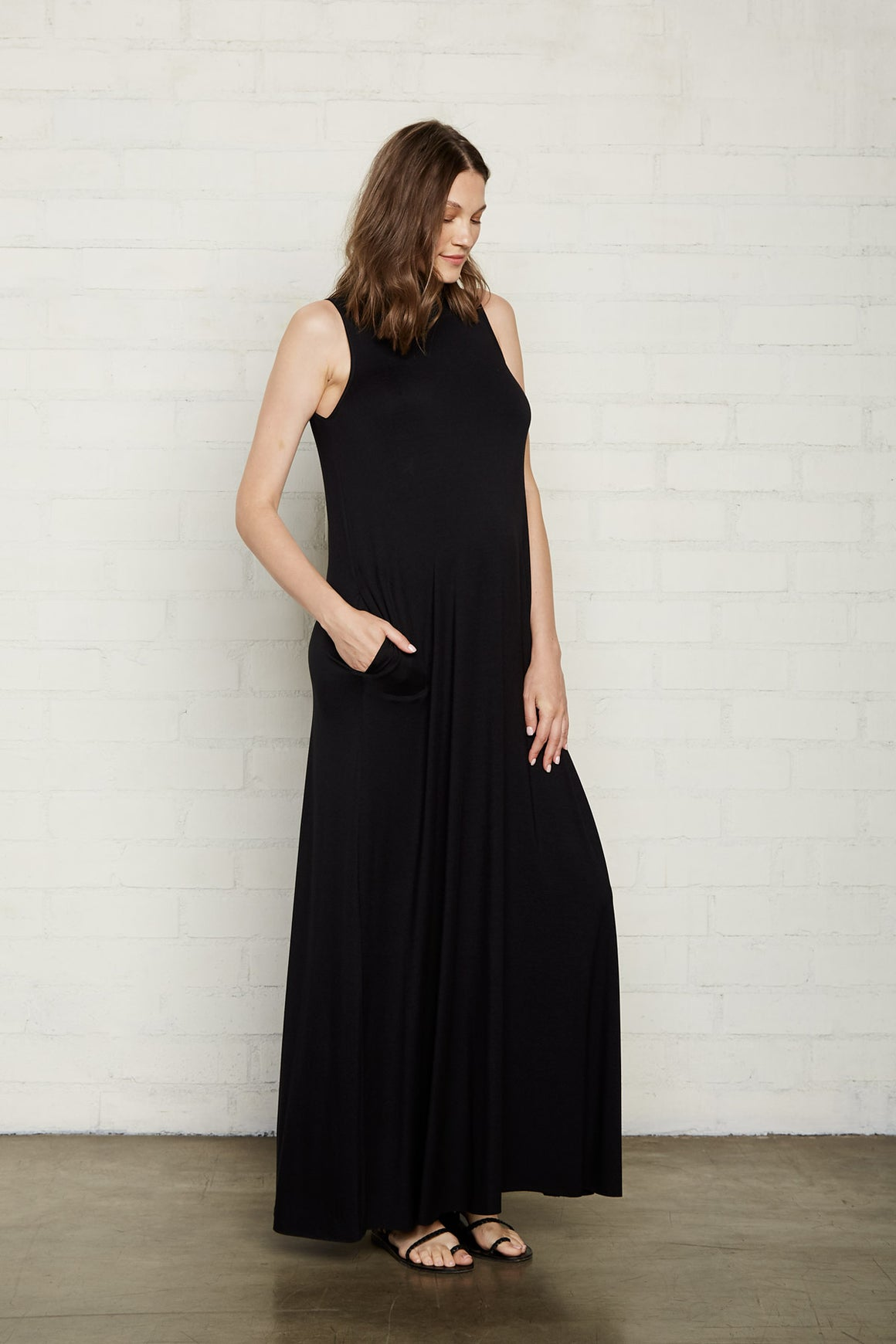 Cait Dress - Maternity