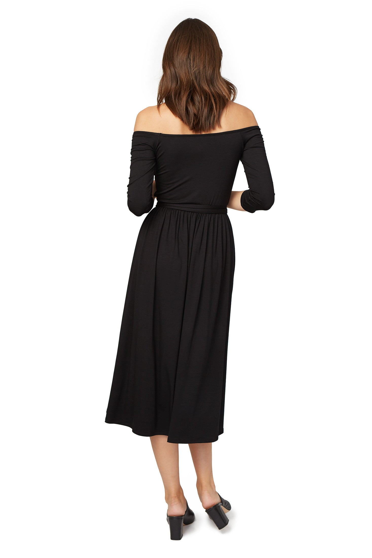 CASSEY DRESS- BLACK