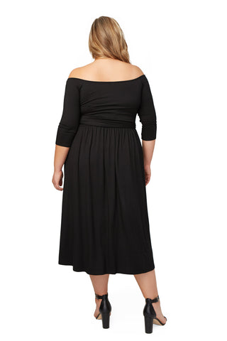 Cassey Dress WL - Black