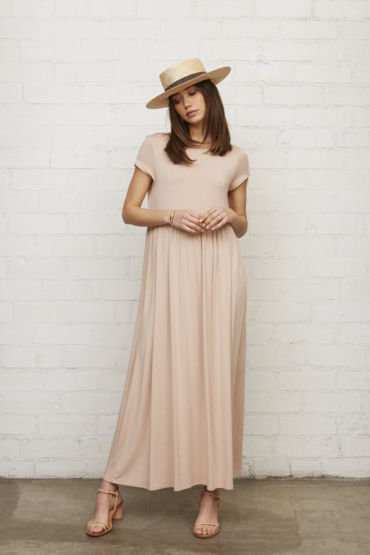 Christopher Dress - Bamboo
