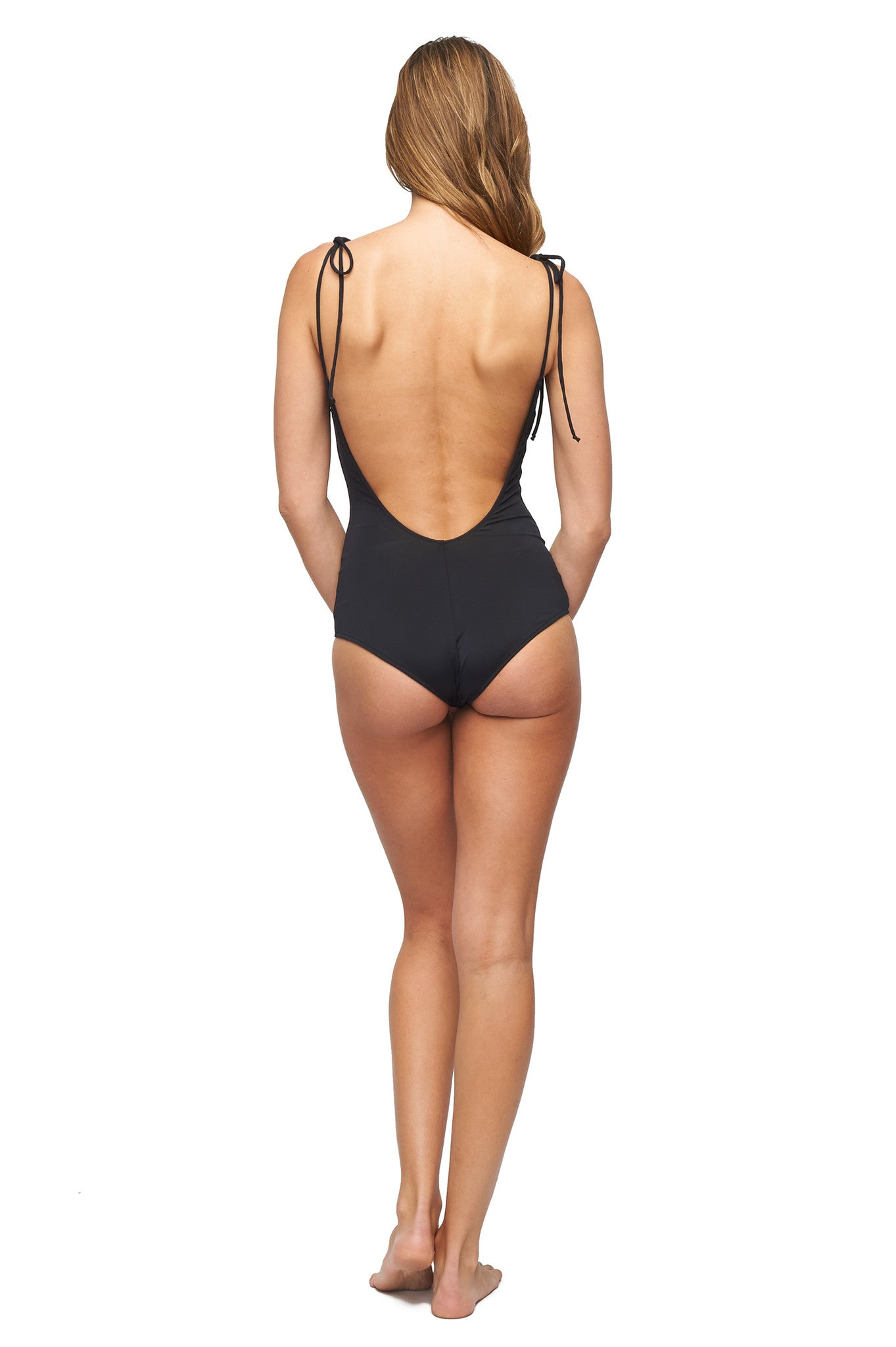 Cocos Maillot - Black