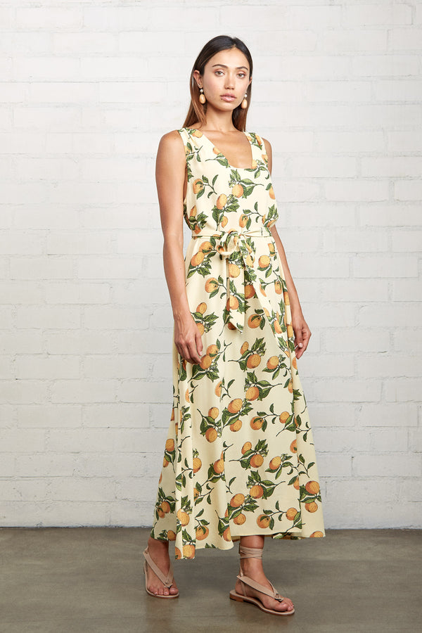 Crepe Remington Dress