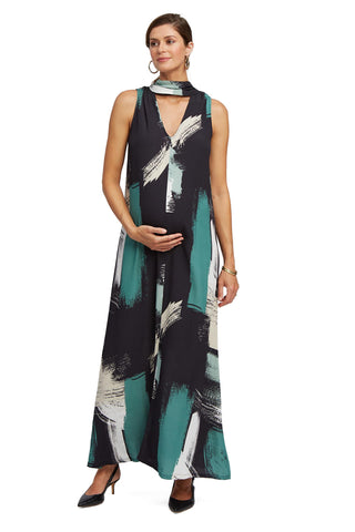 Crepe Delphine Dress - Painter, Maternity