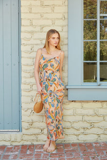 Crepe Fillipa Dress