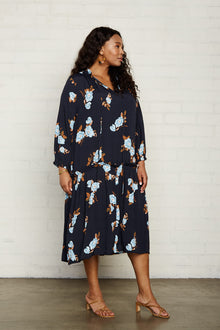 Crepe Gail Dress - Plus Size