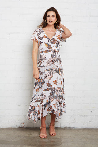Crepe Joline Dress - Isla Print, Maternity