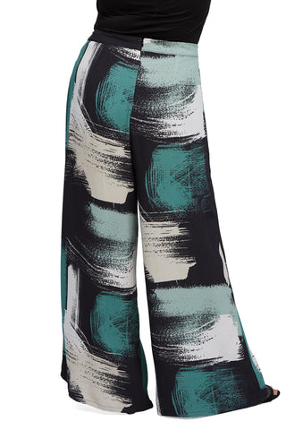 Crepe Lewis Pant - Painter, Plus Size