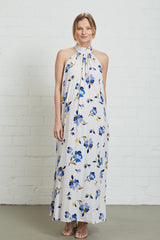 Crepe Lotus Dress - Pansy, Maternity