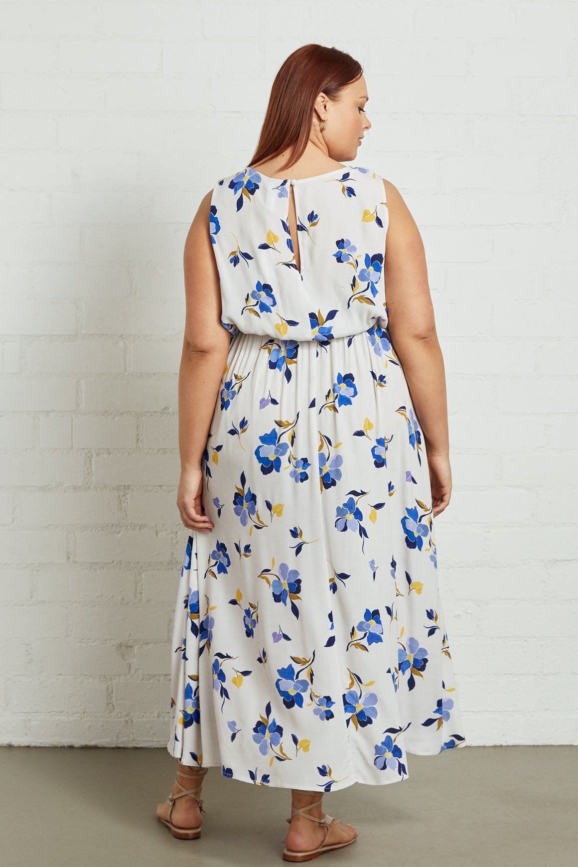 Crepe Mirabelle Dress - Plus Size