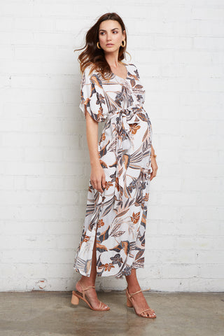 Crepe Rae Dress - Isla Print, Maternity